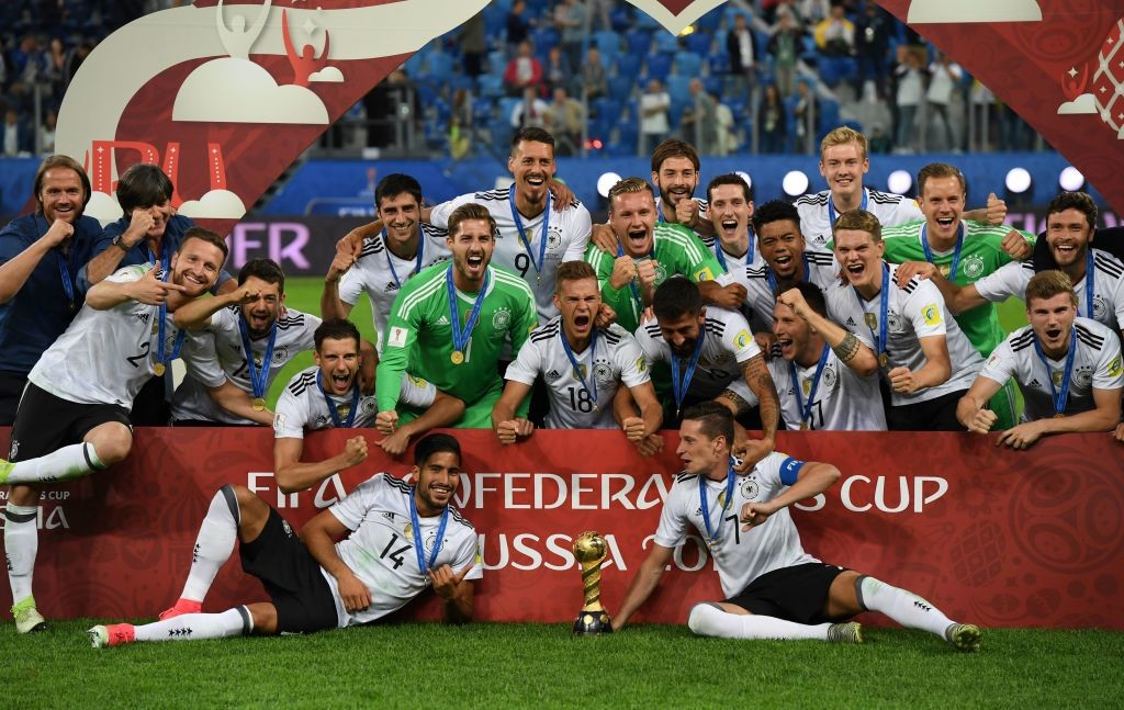 Germany showed why they still the best with their Confederations Cup win.