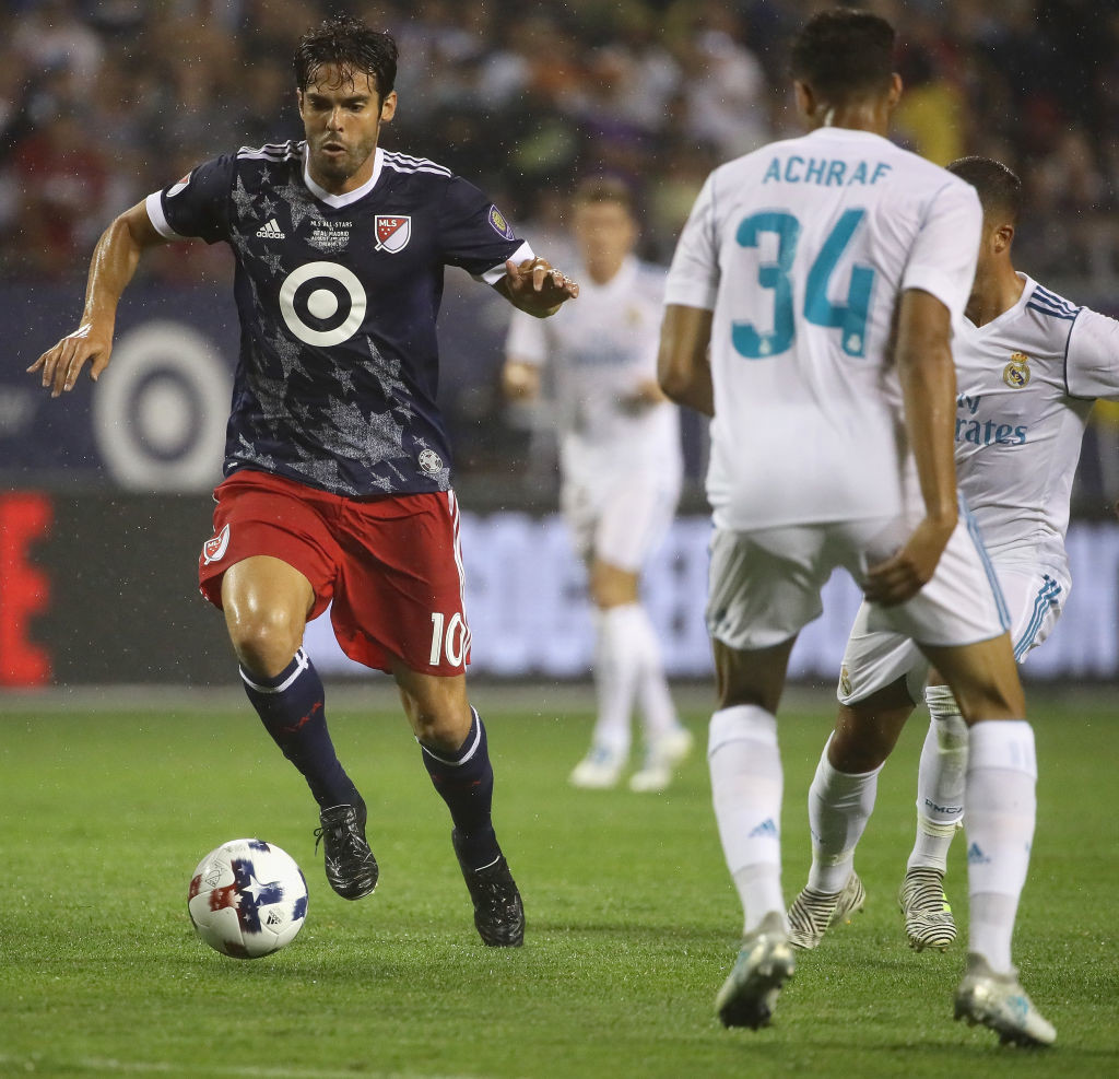 Kaka is the latest of the greats to call it in.