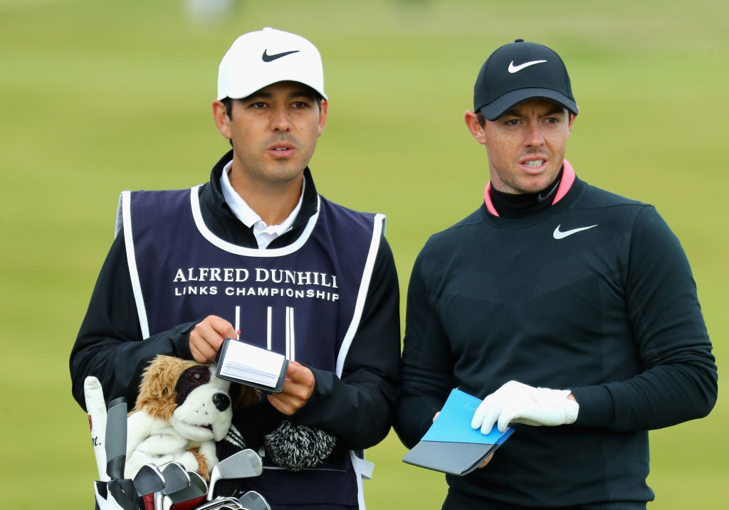 Clarke spoke about Poulter's and Westwood's Ryder Cup 2018 chances.