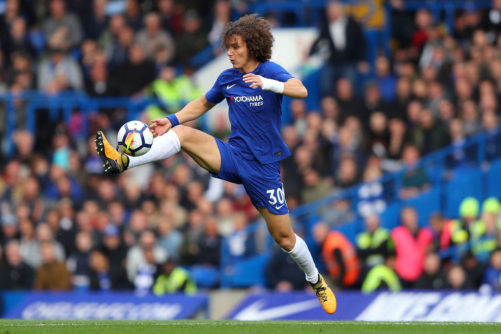 Speculation about Luiz's Chelsea future continues to grow.