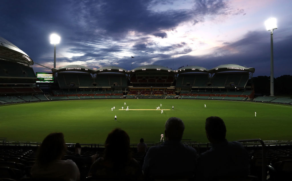 Australia have won both the day-night Tests it has played at Adelaide.