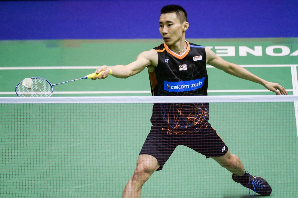 Lee Chong Wei is an icon of the sport.