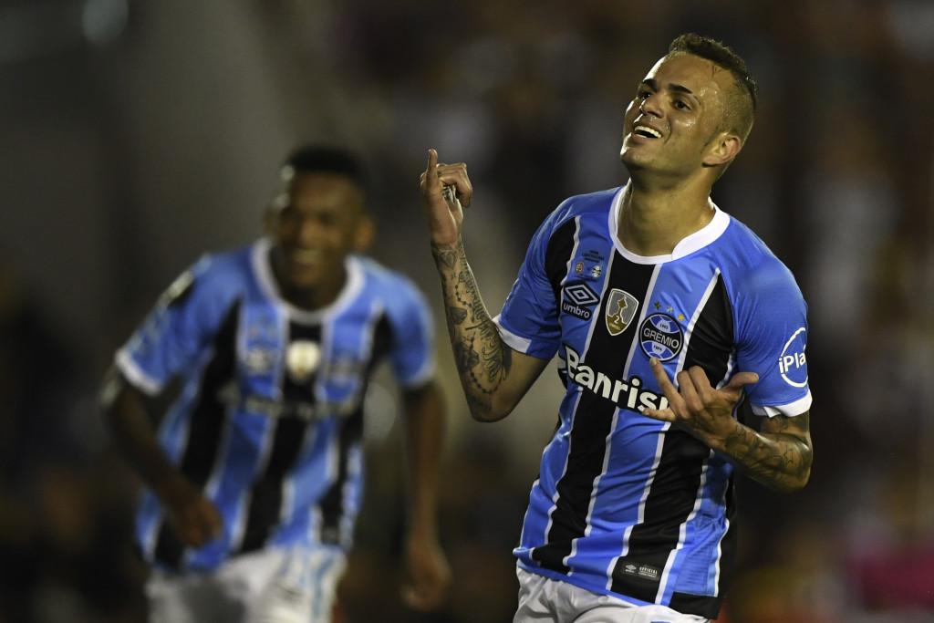 Gremio forward Luan