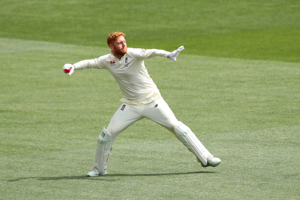 Jonny Bairstow's 'head-butting' incident was highly discussed in the media.