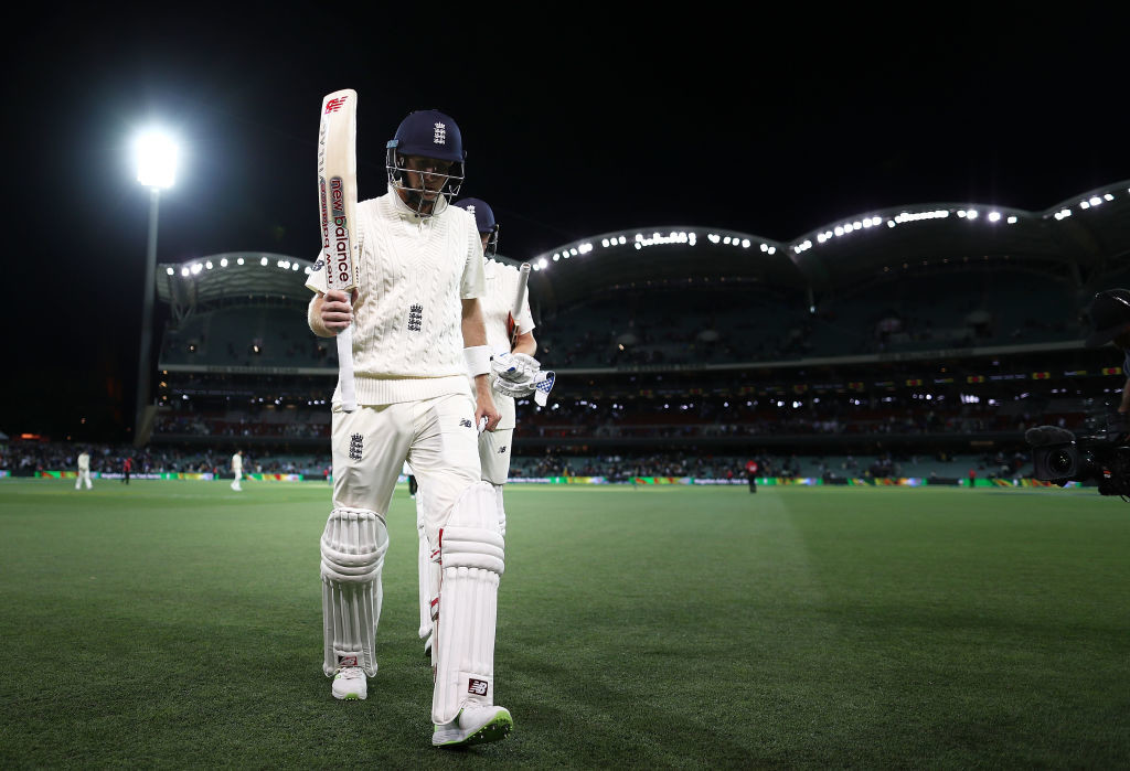 Root's unbeaten 67 has given England hopes for a victory.