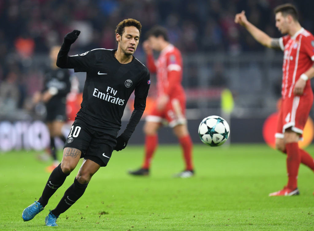 With Neymar leading the line, PSG will be one of the favourites.