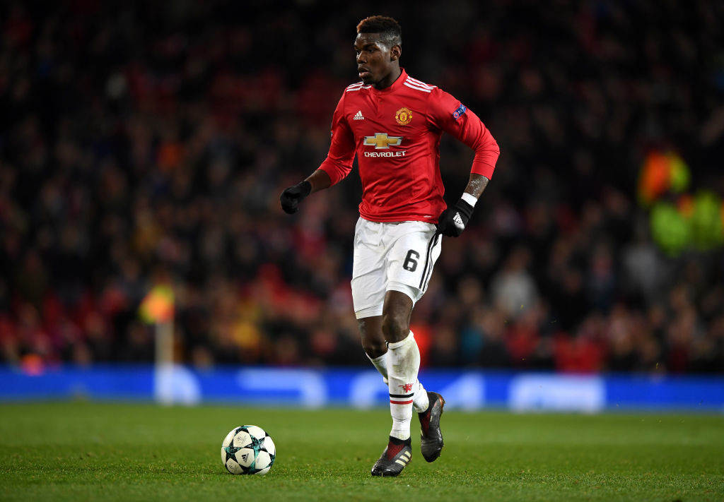 A Pogba inspired Manchester United can be a match for any team.