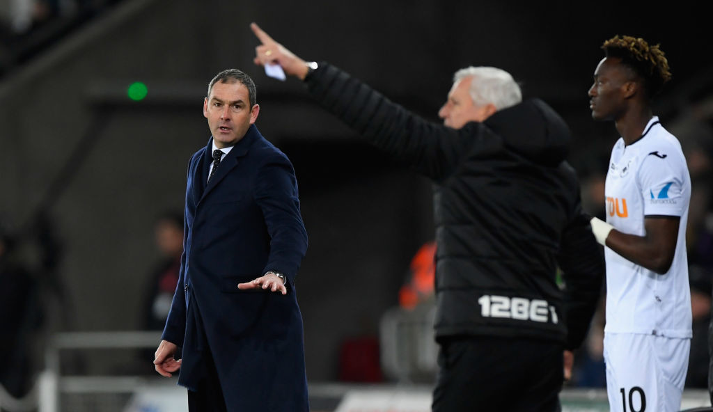 Pressure will be on Paul Clement's Swansea to deliver.