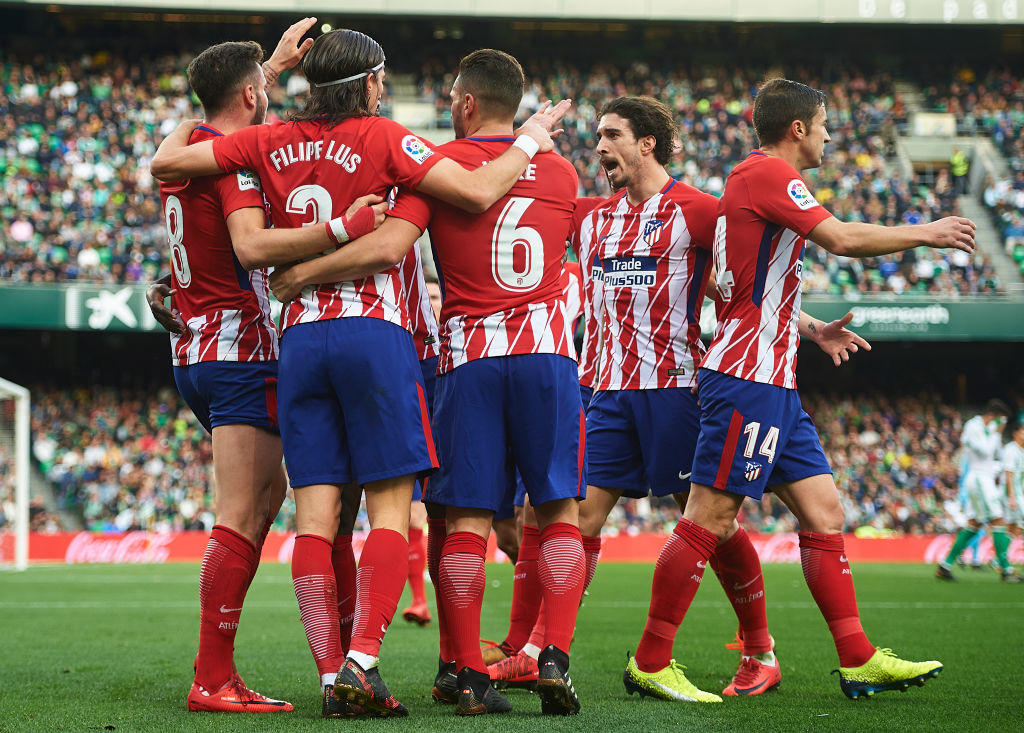 Simeone's Atletico face a tricky test against Alaves