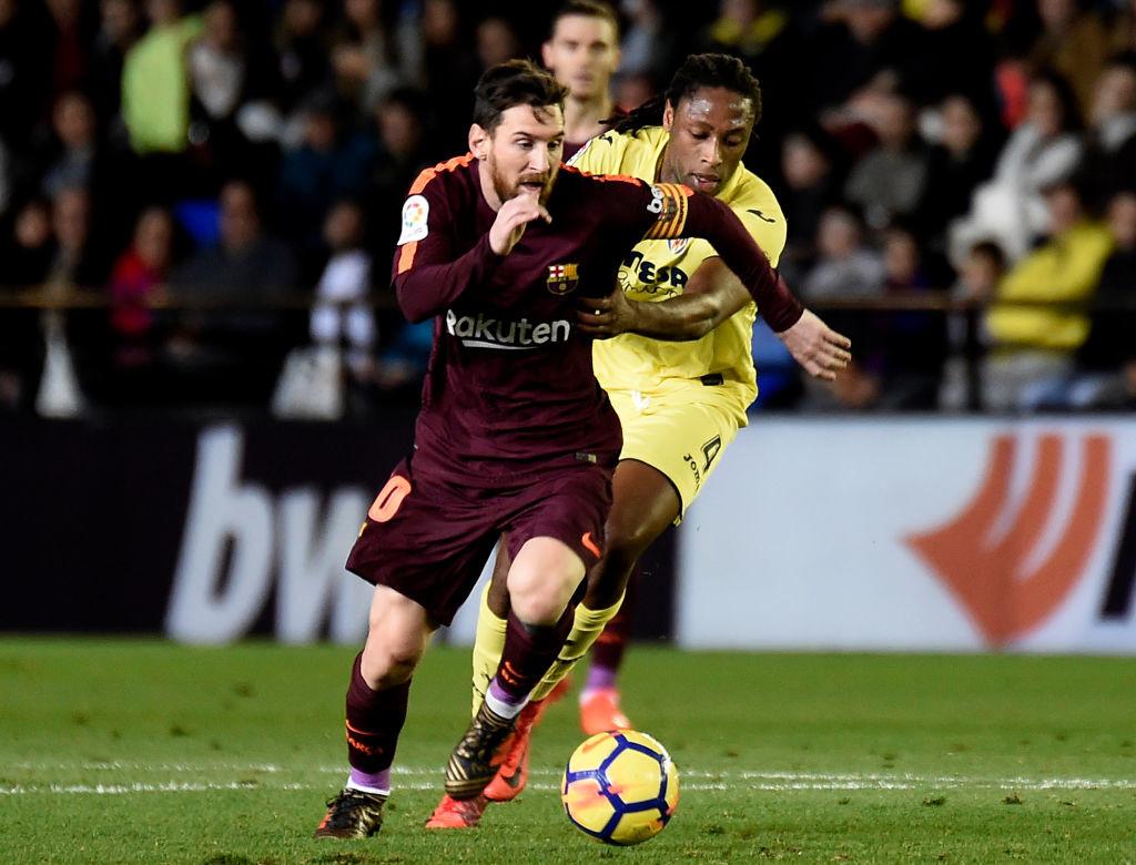Lionel Messi stars again