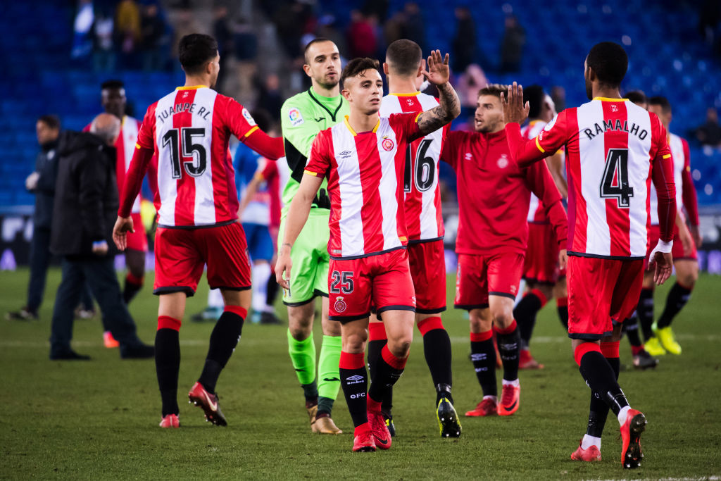 Girona are the only side to have beaten Valencia in the league this season,