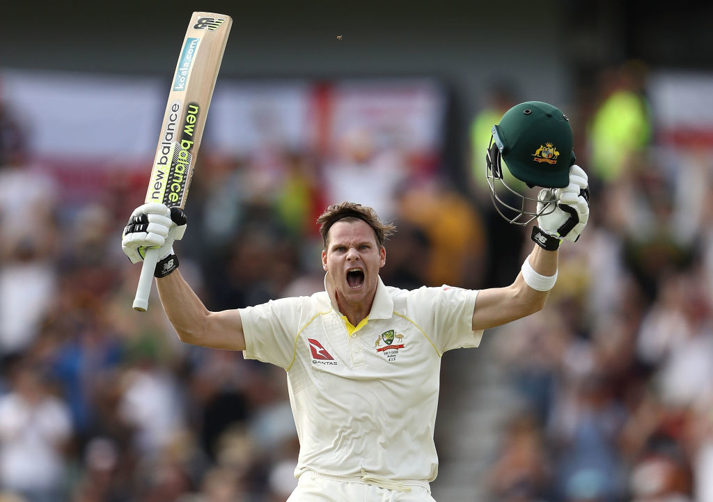 Smith's 239 is the third highest by an Aussie captain in the Ashes.