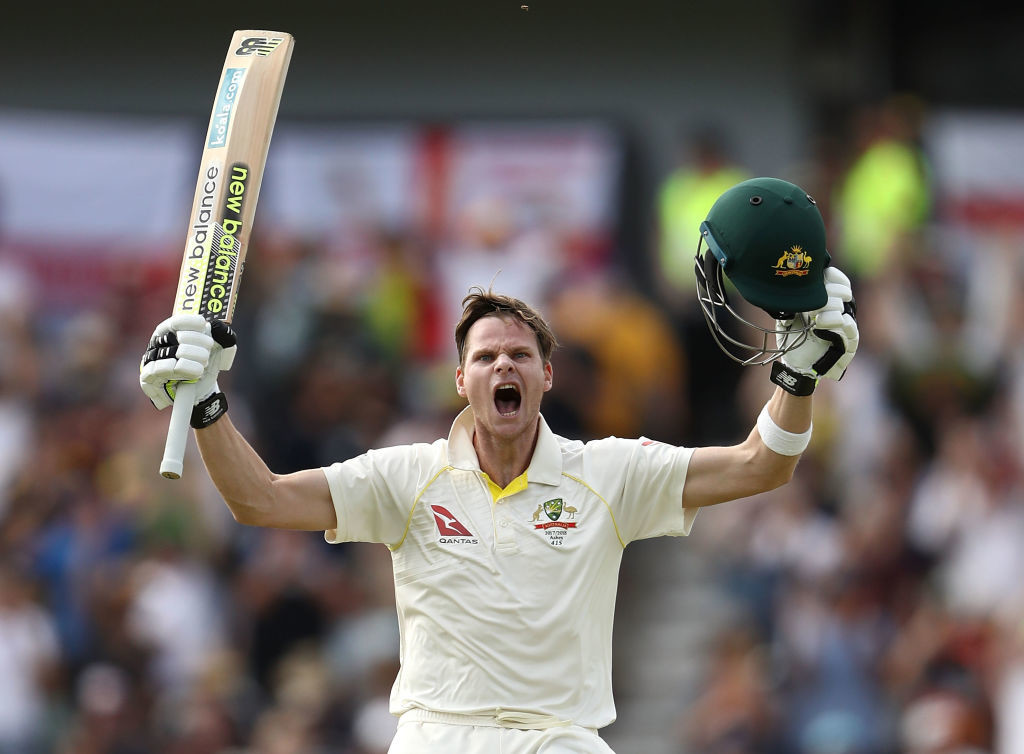 Smith has displayed an appetite for the big ones all Ashes.