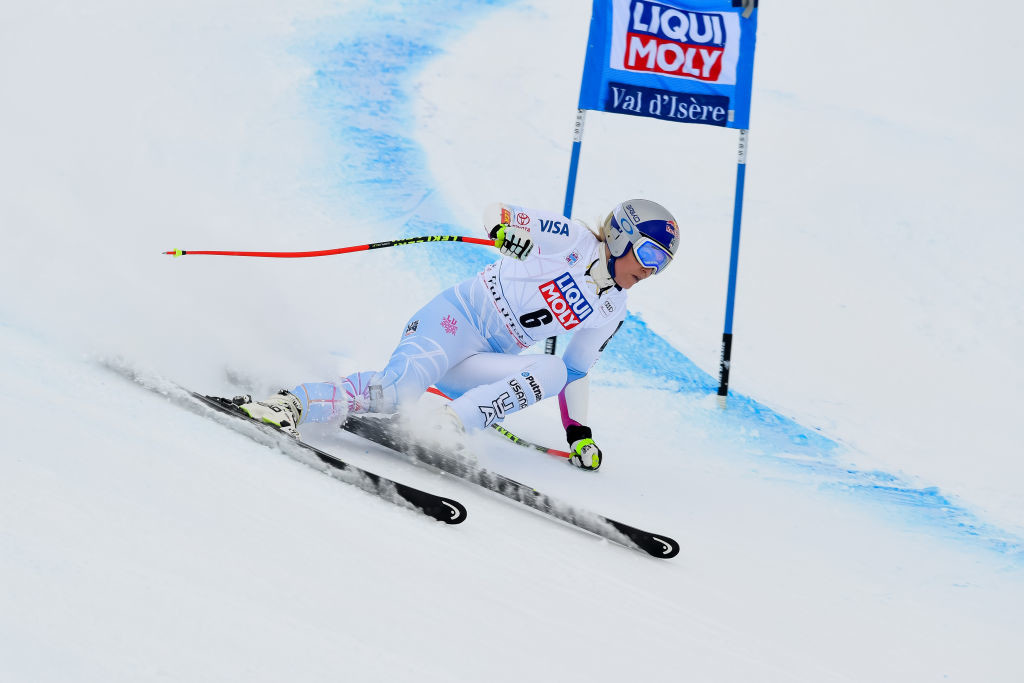 Lindsey Vonn will be one to look out for in the Winter Olympic.