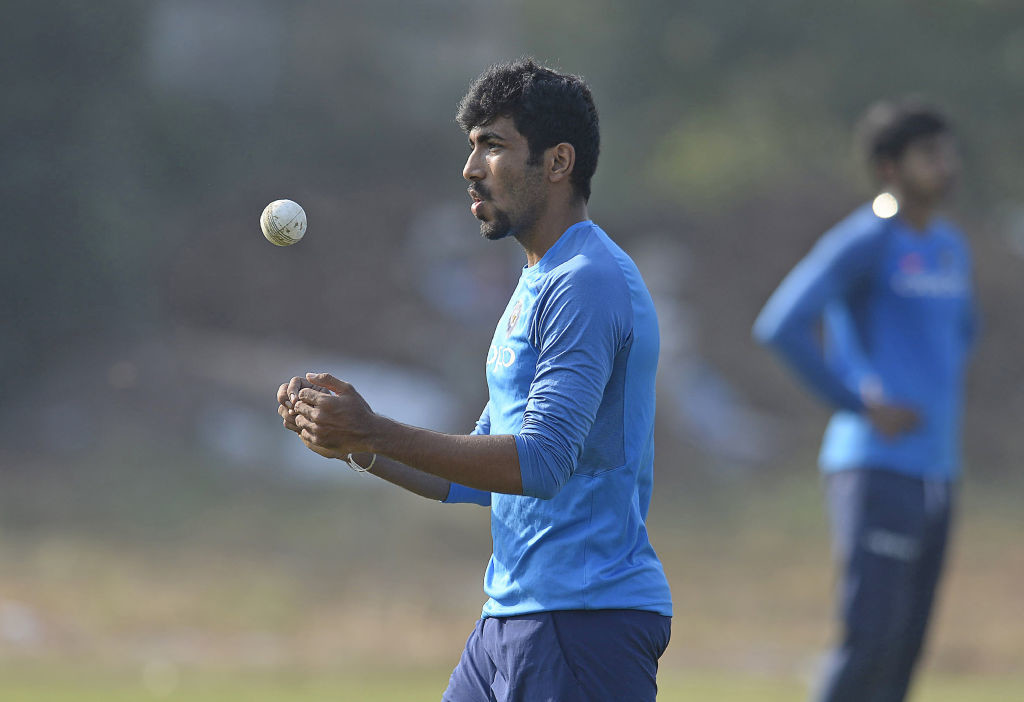 Shastri is excited about Bumrah's potential in the five-day format.