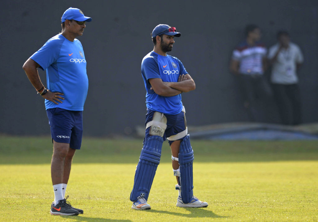 Sharma looks set to join an elite club for India.
