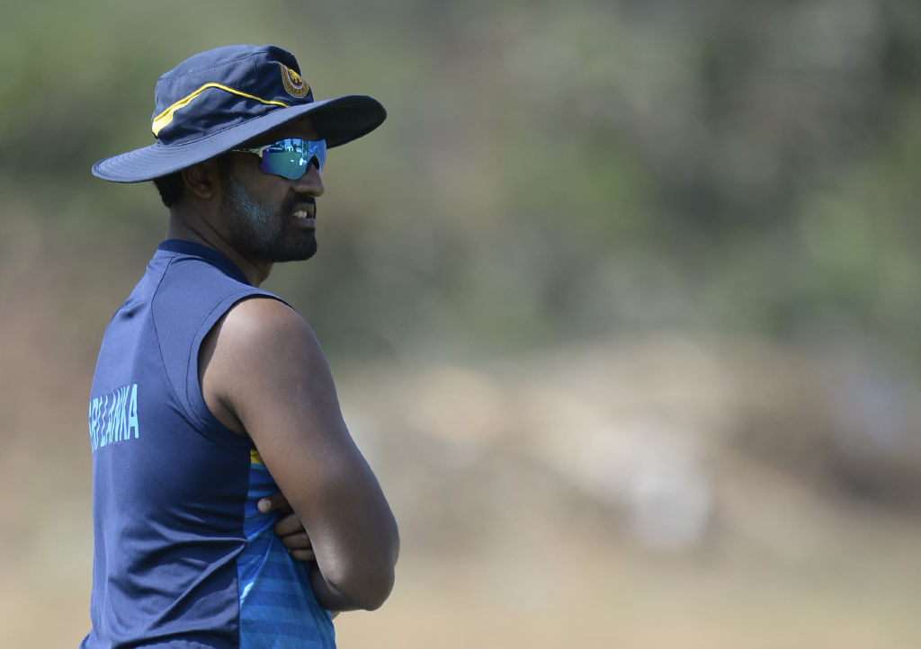 Thisara Perera and his men have a long way to go.