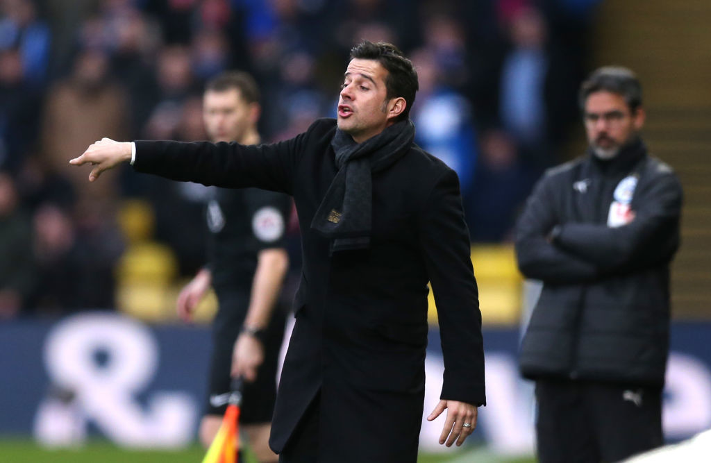 Marco Silva's shine is fast wearing off.