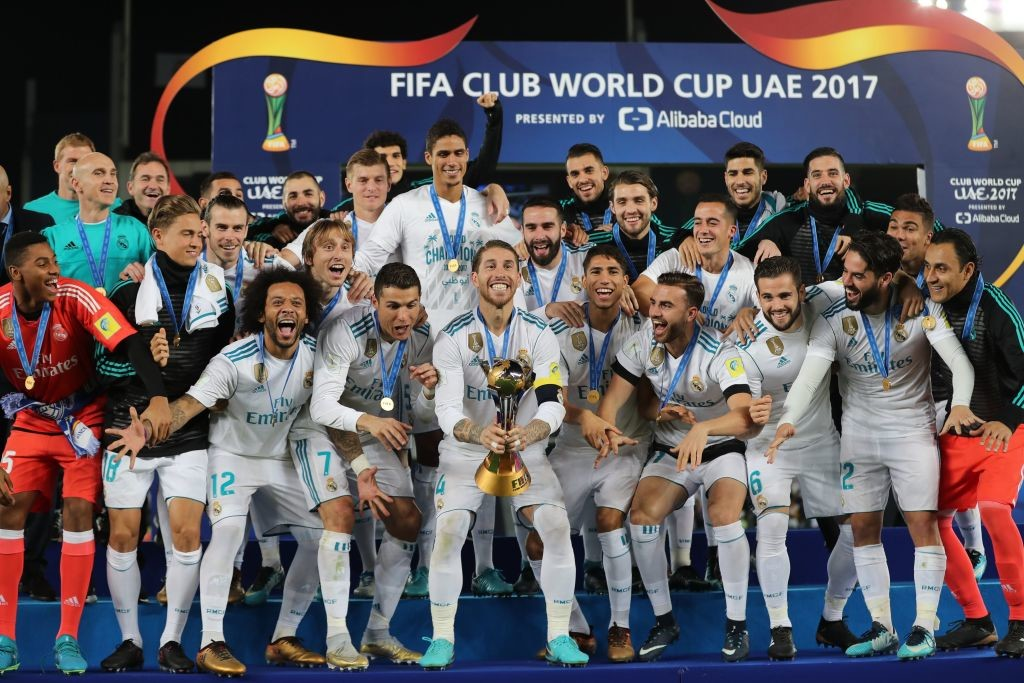 The Los Blancos swept up the trophies in 2017.