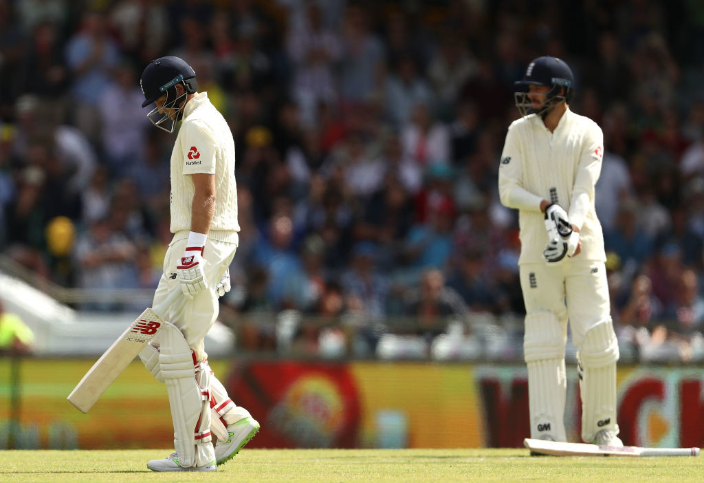 England's senior pros have failed to do more than the debutants.