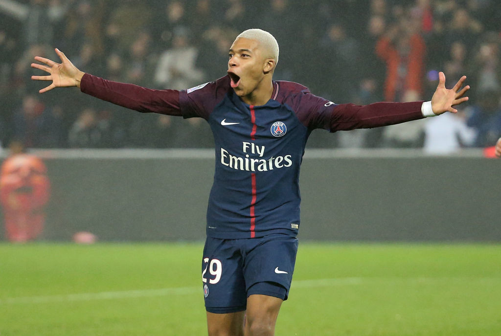 Mbappe has continued to sparkle since moving to PSG.