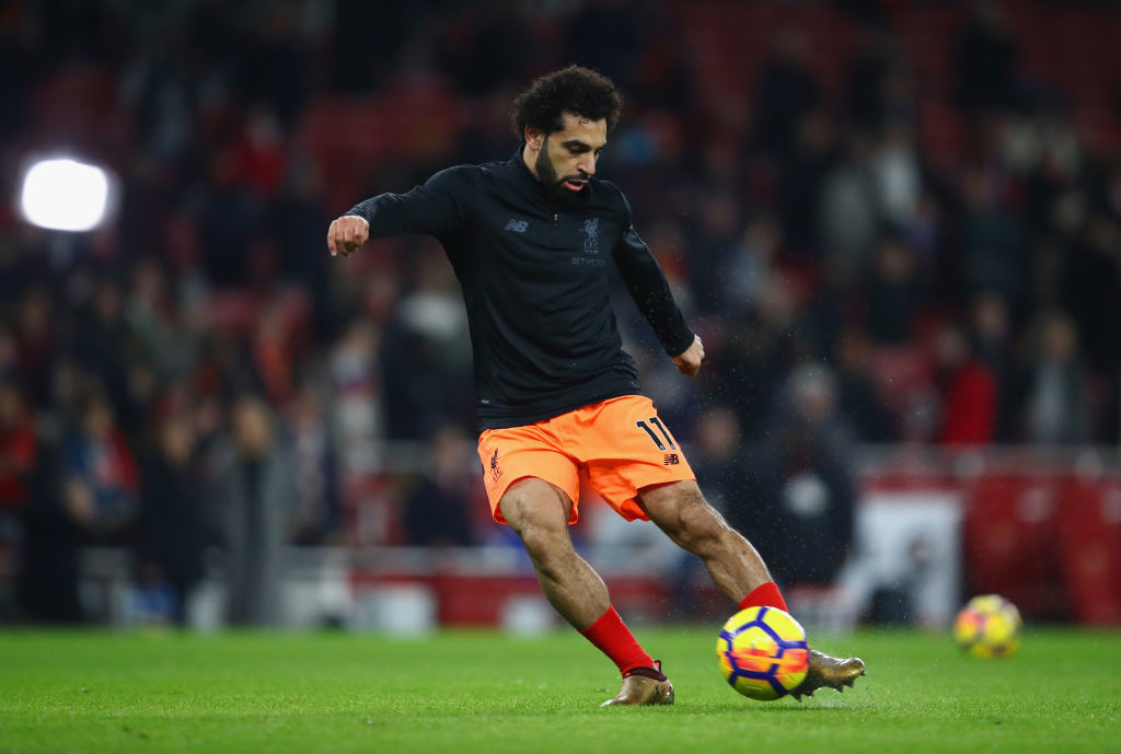 Salah has impressed for both club and country.