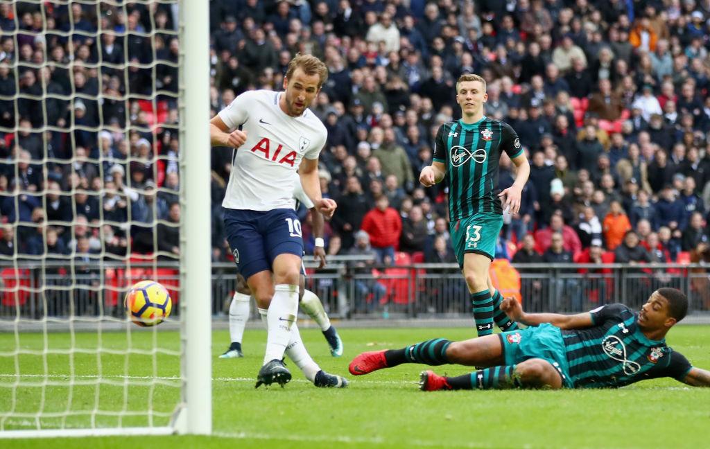 Kane scores his second