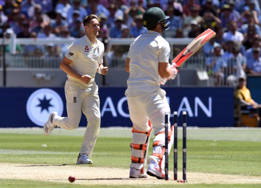 Australia's batsmen threw away a very strong position with their collapse.