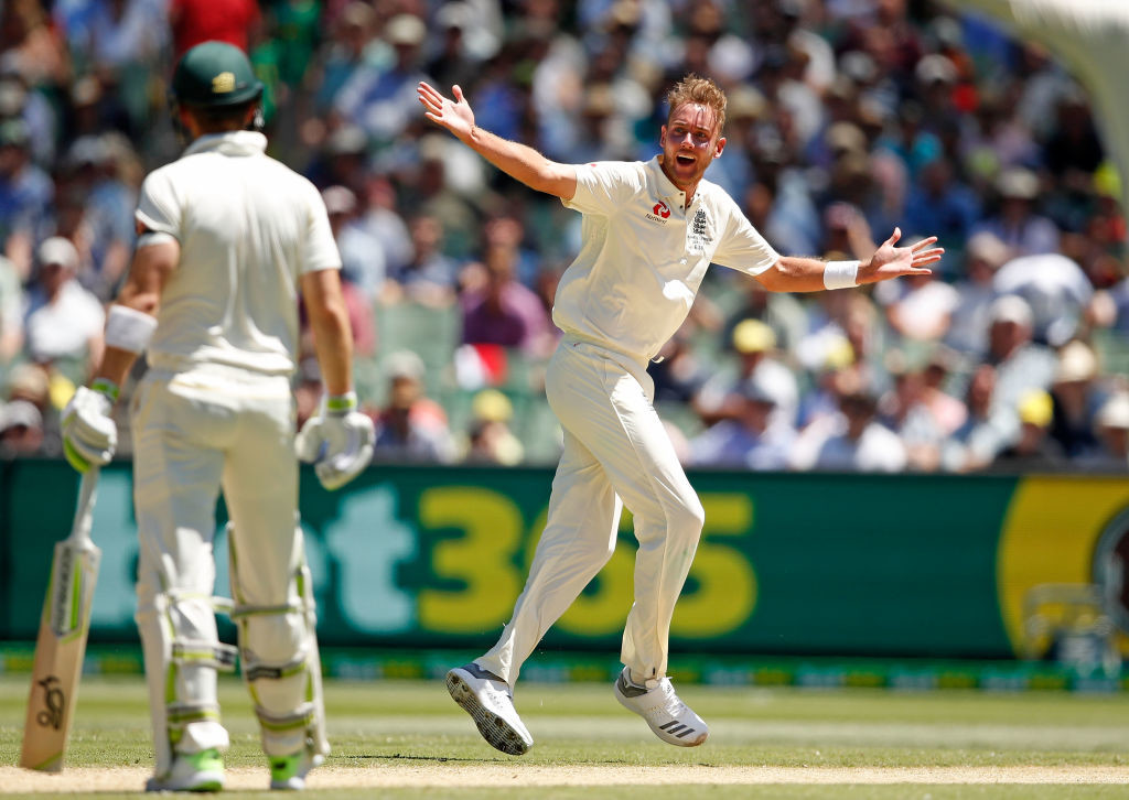 Broad's four-wicket haul was his best performance in a long time.