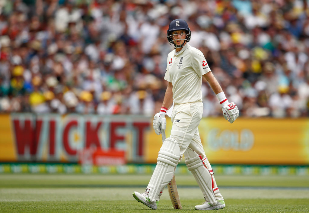 Root's conversion rate has taken a further hit in the Ashes.