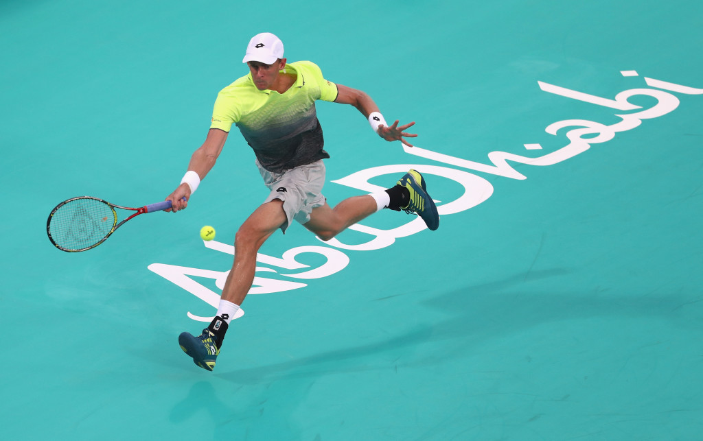 Mubadala World Tennis Championship - Day One