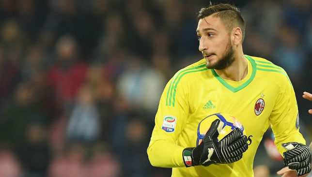 AC Milan Captain Bonucci Had To Comfort Donnarumma Before Verona Game
