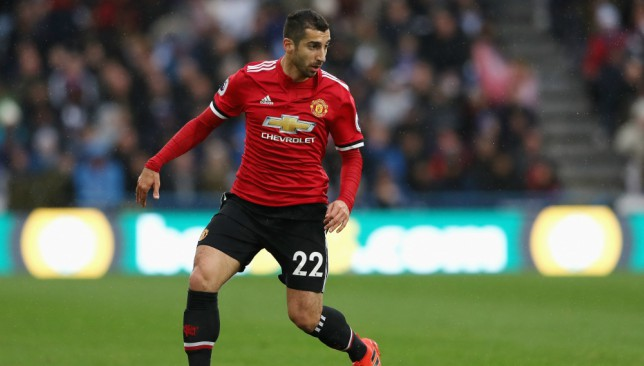 Out of favour: Henrikh Mkhitaryan