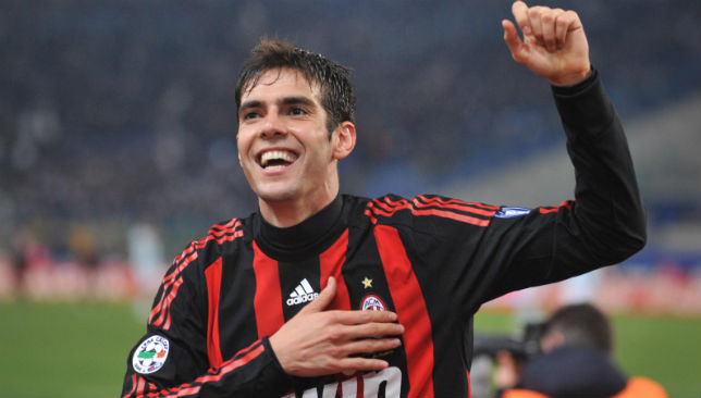 Kaka Receives the Ultimate Compliment in Tweet From Fellow Brazilian Legend