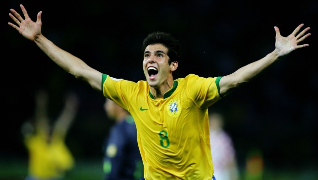 Brazil great Kaka retiring from soccer at age 35