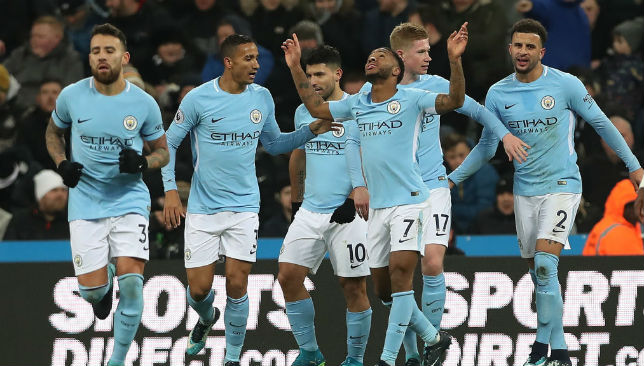 Manchester City 7