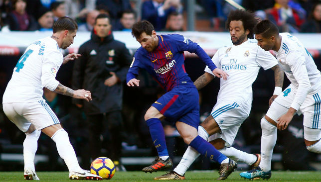 Real Madrid manager Zinedine Zidane defiant despite clasico defeat