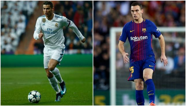 Ronaldo vs Vermaelen