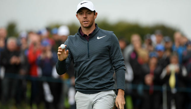Rory McIlroy is excited about this year's Dubai Duty Free Irish Open