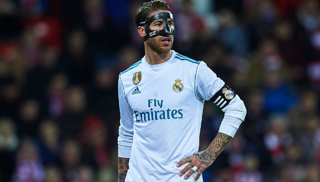 Became the player to receive most red cards in La Liga history: Sergio Ramos