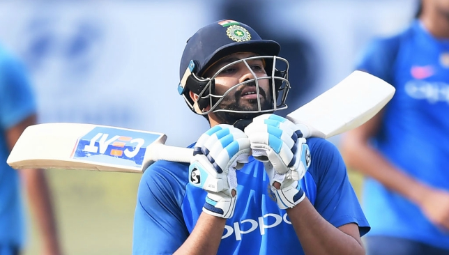 Rohit Sharma Scores Joint Fastest Century in T20Is