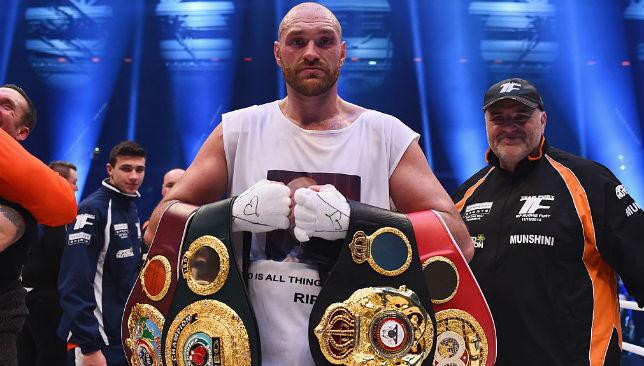 Tyson Fury 1