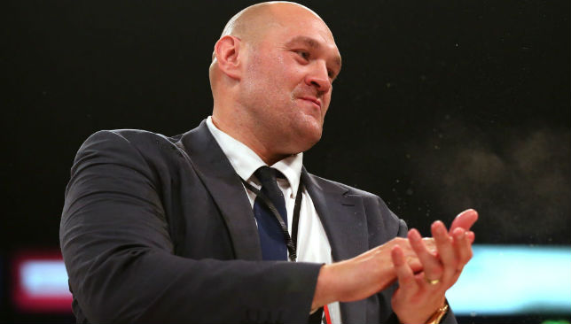 Tyson Fury Cleared To Box Again By The UKAD