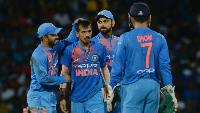 Chahal, along with Yadav, has emerged as India's preferred spin options.