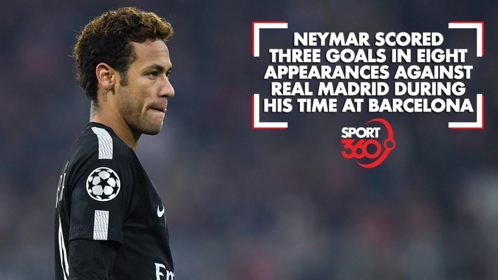 Neymar is heading back to Spain