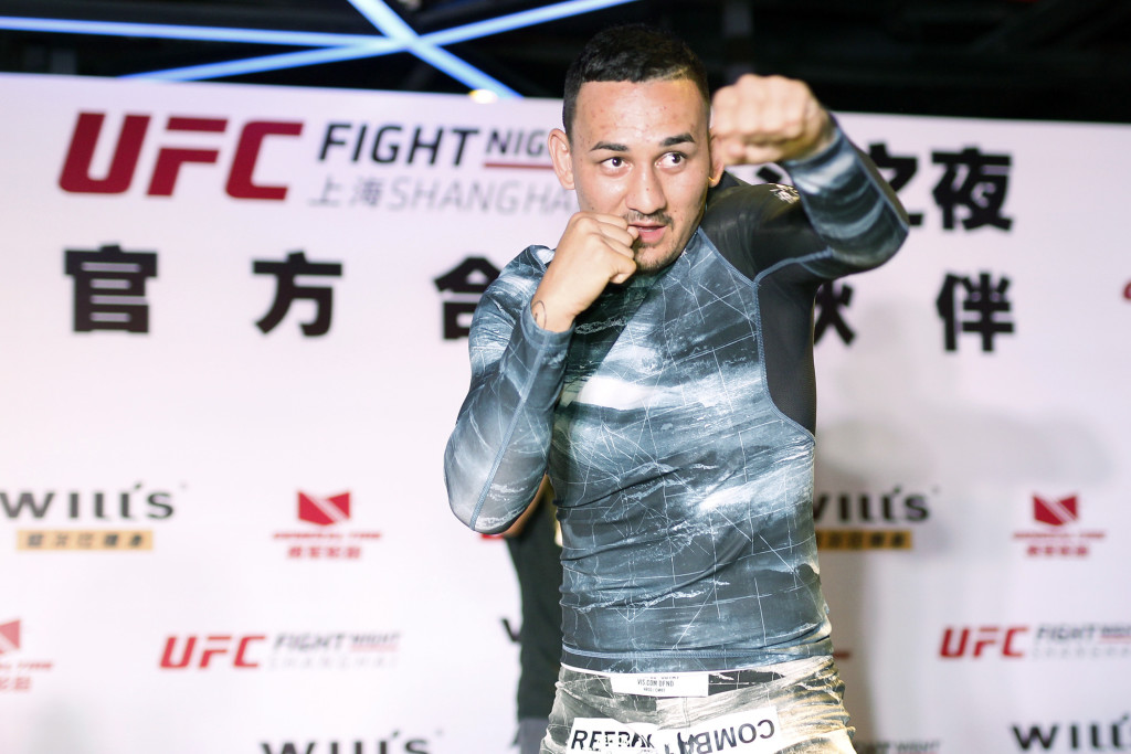 Max Holloway is set to establish himself as the UFC's pound-for-pound king.