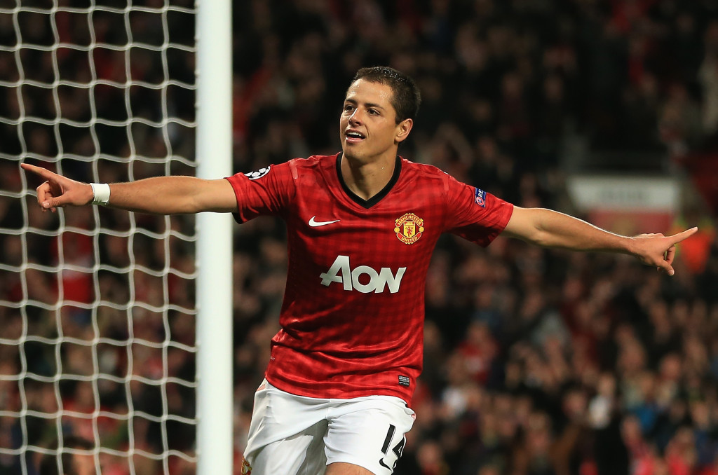 Chicharito could make a dream return to Manchester United.