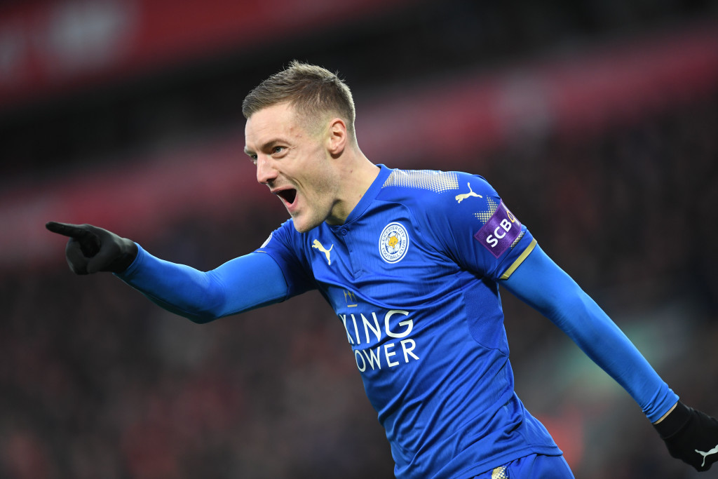 Will the Vardy Party hit Old Trafford soon?