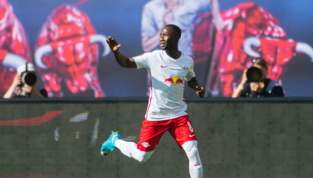 Naby Keita's non-celebration suggests Liverpool transfer could happen in January