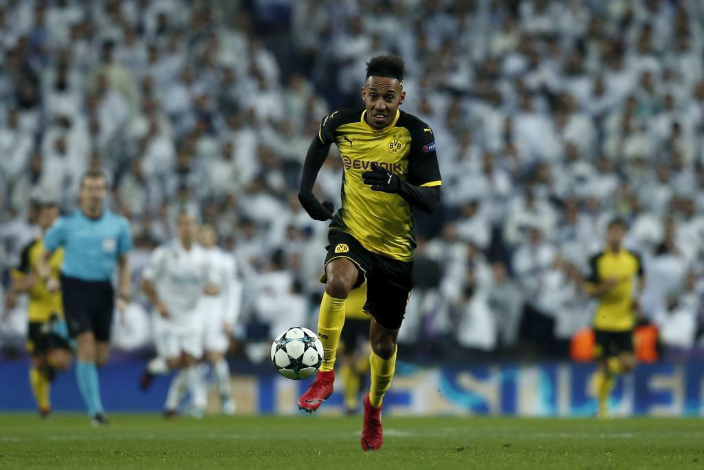 Aubameyang's Dortmund chapter looks like it's over.